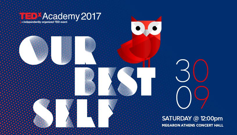 TEDxAcademy 2017: Our Best Self