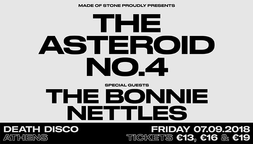 The Asteroid No. 4