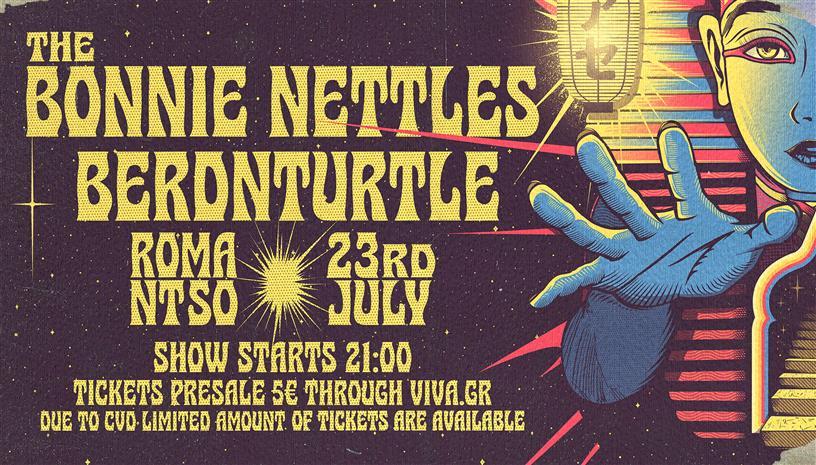 The Bonnie Nettles x Berdnturtle