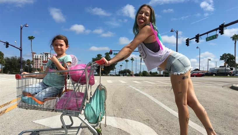 «The Florida Project» με τον Willem Dafoe