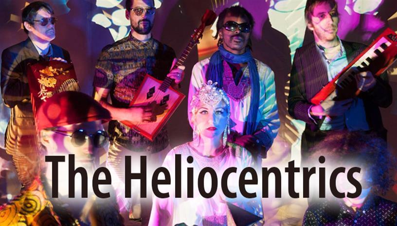 Οι εκπληκτικοί Heliocentrics για πρώτη φορά στην Ελλάδα