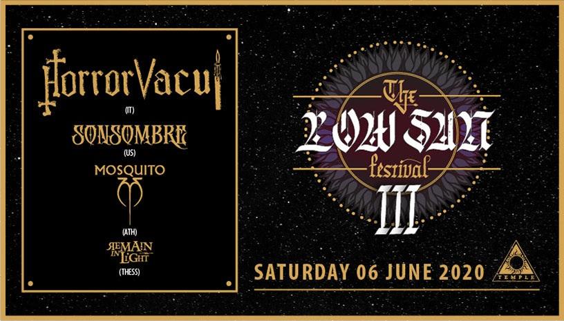 The Low Sun Festival III