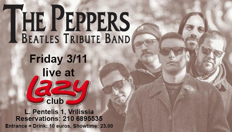The Peppers Beatles Tribute Band