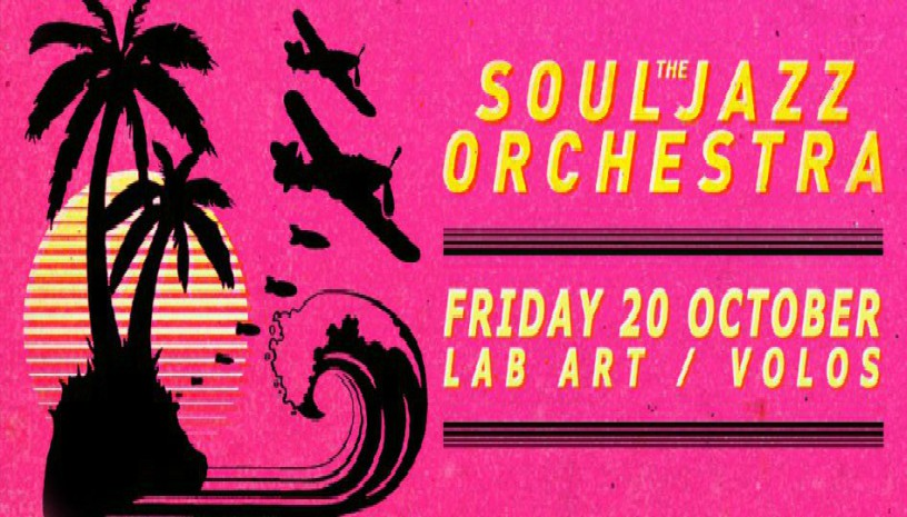 The Souljazz Orchestra (CAN)
