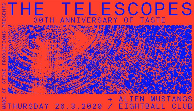 Οι The Telescopes έρχονται για μια συναυλία στη Θεσσαλονίκη