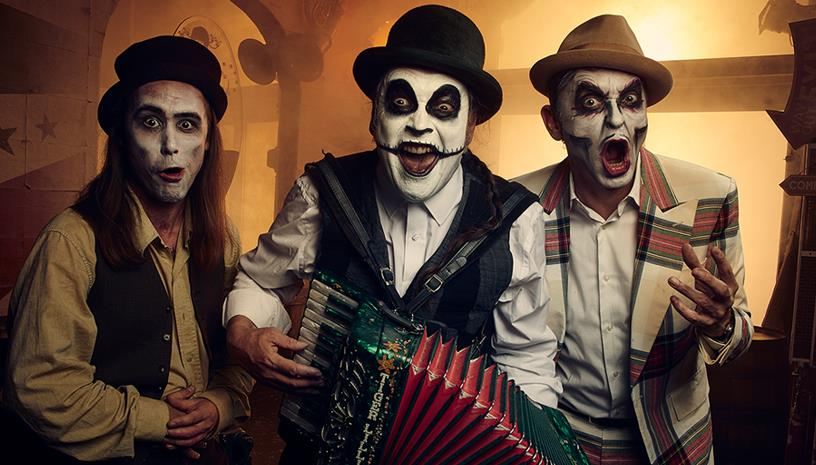 THE TIGER LILLIES ‑ 30TH ANNIVERSARY TOUR