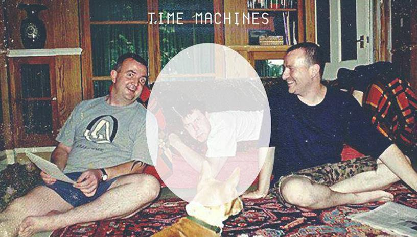 Drew McDowall presents Coil`s Time Machines