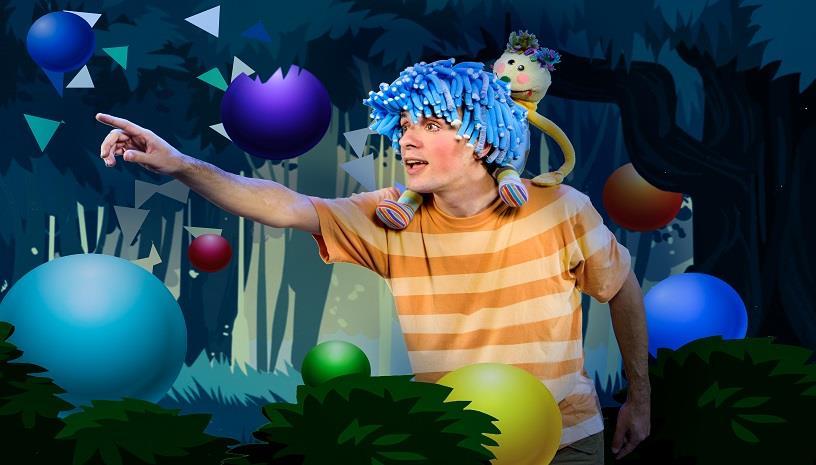 «Το Αγόρι με τα Μπλε Μαλλιά» ανεβαίνει για 5η χρονιά στο Θέατρο Φούρνος