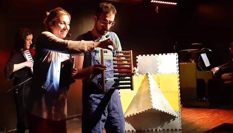 «Το Κίτρινο Βαγόνι» μια παιδική μουσικοθεατρική παράσταση