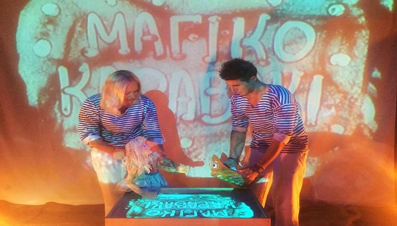 «Το Μαγικό Καραβάκι» μια διαδραστική παράσταση για τους μικρούς φίλους