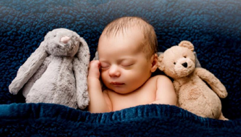Το Μωρό των 5 Αισθήσεων: Μια βιωματική παράσταση – παιχνίδι για γονείς και βρέφη