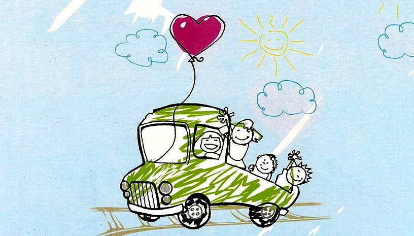 «Το Φορτηγάκι της Αγάπης» στον Τεχνοχώρο Εργοτάξιον