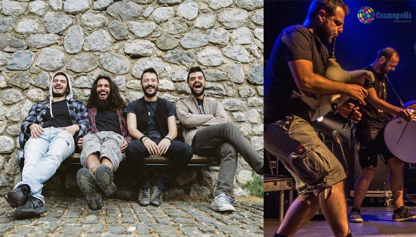 Cosmopolis festival 2019: Villagers of Ioannina City (VIC) / Thrax Punks
