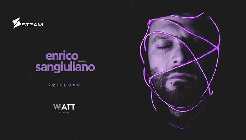 Watt presents |Enrico Sangiuliano at Steam