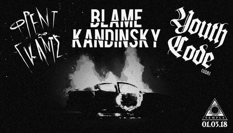 Youth Code, Blame Kandinsky, Friend of Gods