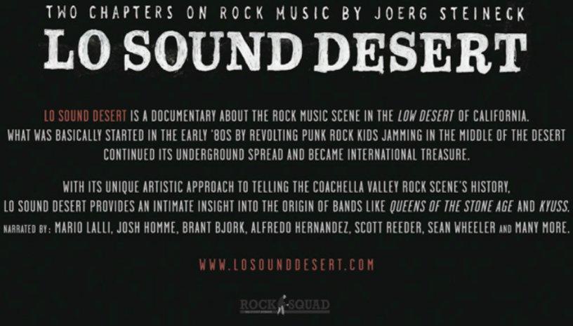 Gimme Shelter Festival - Lo Sound Desert