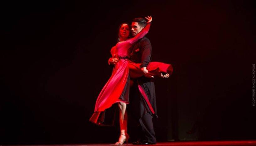 Cuadros de Tango ένα διαδραστικό show αφιερωμένο στον πιο ερωτικό χορό